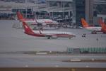神宮寺ももさんが、仁川国際空港で撮影した上海航空 737-89Pの航空フォト(写真)