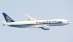 Seiiさんが、シンガポール・チャンギ国際空港で撮影したシンガポール航空 777-212/ERの航空フォト(写真)