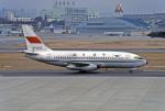 Gambardierさんが、名古屋飛行場で撮影した中国民用航空局 737-2T4/Advの航空フォト(写真)