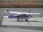 リンダさんが、松山空港で撮影した北海道航空 TU206G Turbo Stationair 6 IIの航空フォト(写真)