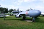 ちゃぽんさんが、モニノ空軍博物館で撮影したソビエト空軍 Yak-25の航空フォト(飛行機 写真・画像)