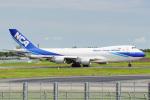 ちゃぽんさんが、成田国際空港で撮影した日本貨物航空 747-4KZF/SCDの航空フォト(写真)