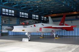 徳兵衛さんが、岐阜基地で撮影した防衛装備庁 X-2 (ATD-X)の航空フォト(写真)
