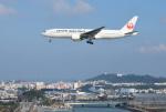 mojioさんが、那覇空港で撮影した日本航空 777-289の航空フォト(写真)