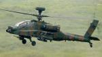 ちゃぽんさんが、東富士演習場で撮影した陸上自衛隊 AH-64Dの航空フォト(写真)