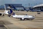 T.Sazenさんが、関西国際空港で撮影したユナイテッド航空 737-724の航空フォト(飛行機 写真・画像)