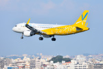 mojioさんが、那覇空港で撮影したバニラエア A320-214の航空フォト(飛行機 写真・画像)