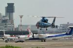 kaz787さんが、伊丹空港で撮影した兵庫県警察 EC155B1の航空フォト(写真)
