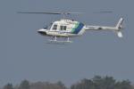 デデゴンさんが、石見空港で撮影した九州航空 206B JetRanger IIIの航空フォト(写真)