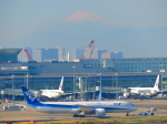 ひとつぼし / 航空YouTuberさんが、羽田空港で撮影した全日空 787-9の航空フォト(飛行機 写真・画像)