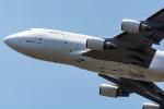 ぶーむらいふさんが、横田基地で撮影したアトラス航空 747-45E(BDSF)の航空フォト(写真)