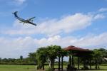 navipro787さんが、宮崎空港で撮影したANAウイングス DHC-8-400の航空フォト(写真)