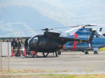 JA655Jさんが、岡南飛行場で撮影した陸上自衛隊 OH-6Dの航空フォト(写真)