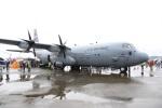 けいとパパさんが、横田基地で撮影したアメリカ空軍 C-130J-30 Herculesの航空フォト(写真)