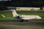 ピーチさんが、岡山空港で撮影したウェルズ・ファーゴ・バンク・ノースウェスト Gulfstream G650 (G-VI)の航空フォト(写真)