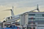 Soraya_Projectさんが、東京ヘリポートで撮影した北陸航空 R44 Ravenの航空フォト(写真)