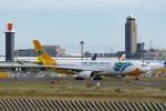 Mochi7D2さんが、成田国際空港で撮影したセブパシフィック航空 A330-343Eの航空フォト(写真)