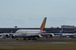 Mochi7D2さんが、成田国際空港で撮影したアシアナ航空 A380-841の航空フォト(写真)