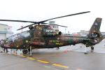ゆずポン酢さんが、明野駐屯地で撮影した陸上自衛隊 OH-1の航空フォト(写真)