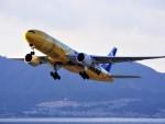PW4090さんが、関西国際空港で撮影した全日空 777-281/ERの航空フォト(写真)