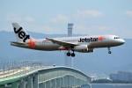 k-spotterさんが、関西国際空港で撮影したジェットスター・ジャパン A320-232の航空フォト(写真)