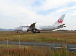 JA655Jさんが、岡山空港で撮影した日本航空 787-8 Dreamlinerの航空フォト(写真)