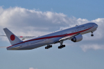 blowgunさんが、中部国際空港で撮影した航空自衛隊 777-3SB/ERの航空フォト(写真)