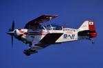 デデゴンさんが、新田原基地で撮影したエアロック・エアロバティックチーム S-2C Specialの航空フォト(写真)