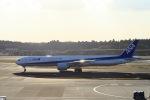 jjieさんが、成田国際空港で撮影した全日空 777-381/ERの航空フォト(写真)