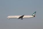 ジャンクさんが、成田国際空港で撮影したキャセイパシフィック航空 777-367の航空フォト(写真)