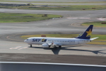 AntonioKさんが、羽田空港で撮影したスカイマーク 737-81Dの航空フォト(写真)