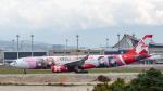 2wmさんが、台湾桃園国際空港で撮影したエアアジア・エックス A330-343Xの航空フォト(写真)