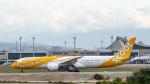 2wmさんが、台湾桃園国際空港で撮影したスクート 787-9の航空フォト(写真)
