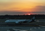 jjieさんが、成田国際空港で撮影したニュージーランド航空 787-9の航空フォト(写真)