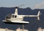 LOTUSさんが、八尾空港で撮影した日本個人所有 R44の航空フォト(写真)
