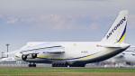 パンダさんが、成田国際空港で撮影したアントノフ・エアラインズ An-124 Ruslanの航空フォト(写真)