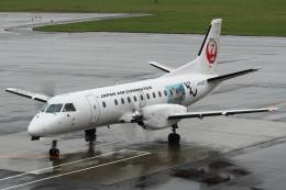 セブンさんが、札幌飛行場で撮影した日本エアコミューター 340Bの航空フォト(写真)