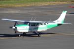セブンさんが、札幌飛行場で撮影したアドバンス・エア・スポーツ T207A Turbo Stationair 7の航空フォト(飛行機 写真・画像)