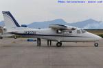 いおりさんが、岡南飛行場で撮影した学校法人ヒラタ学園 航空事業本部 P.68C-TC の航空フォト(写真)