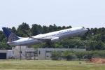 MA~RUさんが、成田国際空港で撮影したユナイテッド航空 737-824の航空フォト(写真)