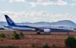 鉄バスさんが、広島空港で撮影した全日空 787-9の航空フォト(写真)