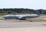 MA~RUさんが、成田国際空港で撮影したユナイテッド航空 777-322/ERの航空フォト(写真)
