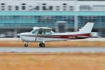 サボリーマンさんが、松山空港で撮影したエス・ジー・シー佐賀航空 172P Skyhawk IIの航空フォト(飛行機 写真・画像)