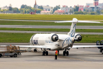 xingyeさんが、ワルシャワ・フレデリック・ショパン空港で撮影したノルディカ CL-600-2D24 Regional Jet CRJ-900ERの航空フォト(写真)