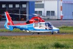 kaeru6006さんが、東京ヘリポートで撮影した川崎市消防航空隊 AS365N3 Dauphin 2の航空フォト(写真)