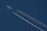 カヤノユウイチさんが、米子空港で撮影した大韓航空 747-4B5の航空フォト(飛行機 写真・画像)