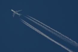 カヤノユウイチさんが、米子空港で撮影した大韓航空 747-4B5の航空フォト(写真)