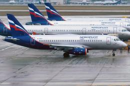 シェレメーチエヴォ国際空港 - Sheremetyevo International Airport [SVO/UUEE]で撮影されたシェレメーチエヴォ国際空港 - Sheremetyevo International Airport [SVO/UUEE]の航空機写真