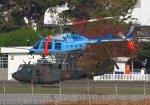 LOTUSさんが、八尾空港で撮影した大阪府警察 206L-4 LongRanger IVの航空フォト(写真)