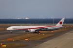 じゃりんこさんが、中部国際空港で撮影した航空自衛隊 777-3SB/ERの航空フォト(写真)